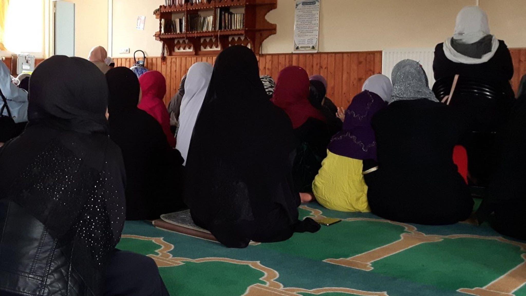 femmes mosquée