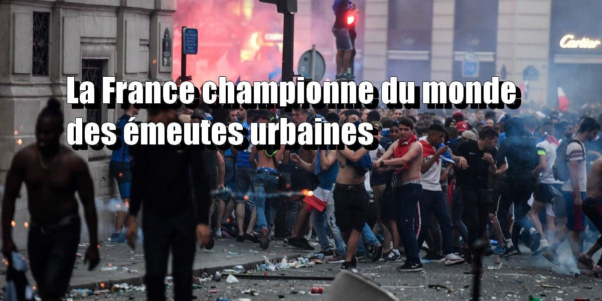 émeutes foot
