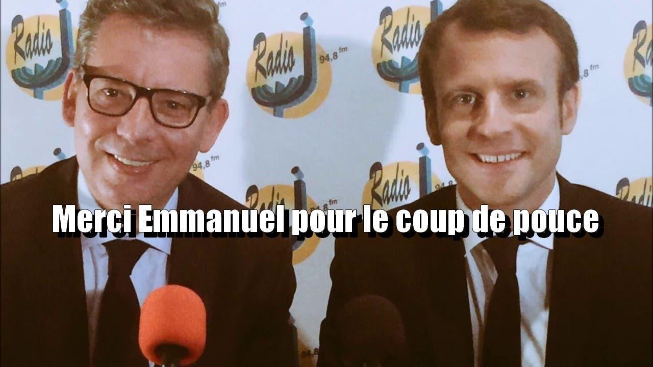 blog -Haziza F et Macron
