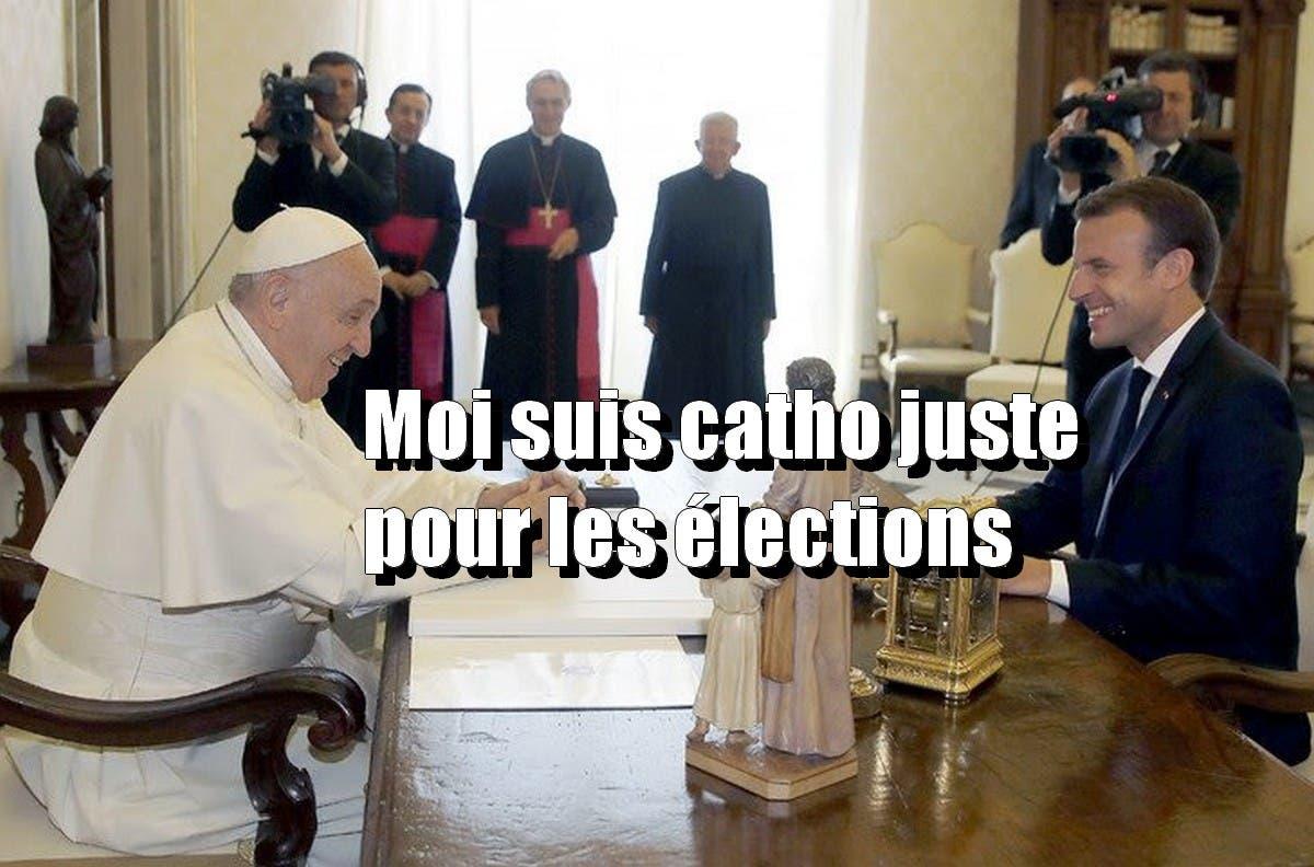 catho élections