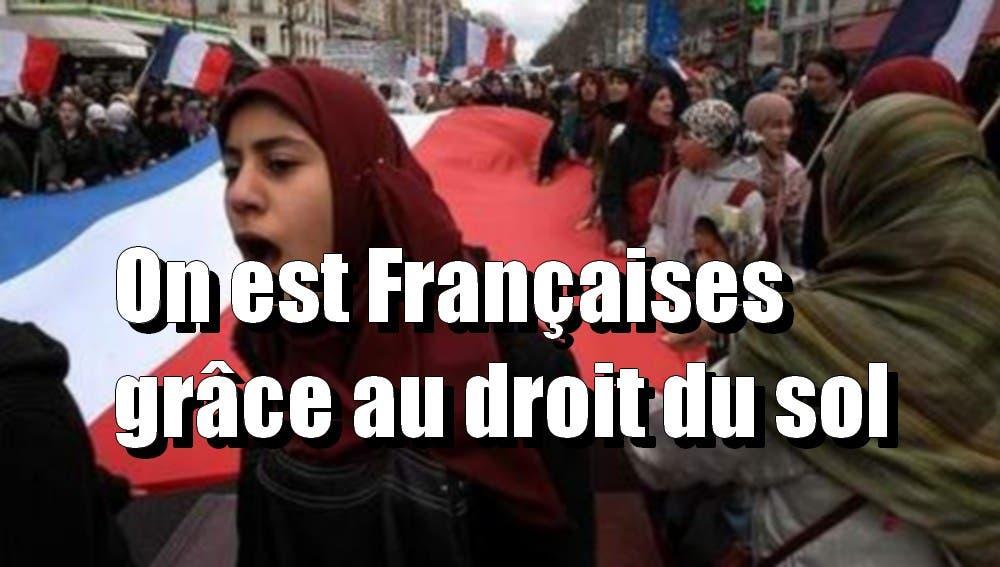 français voilée