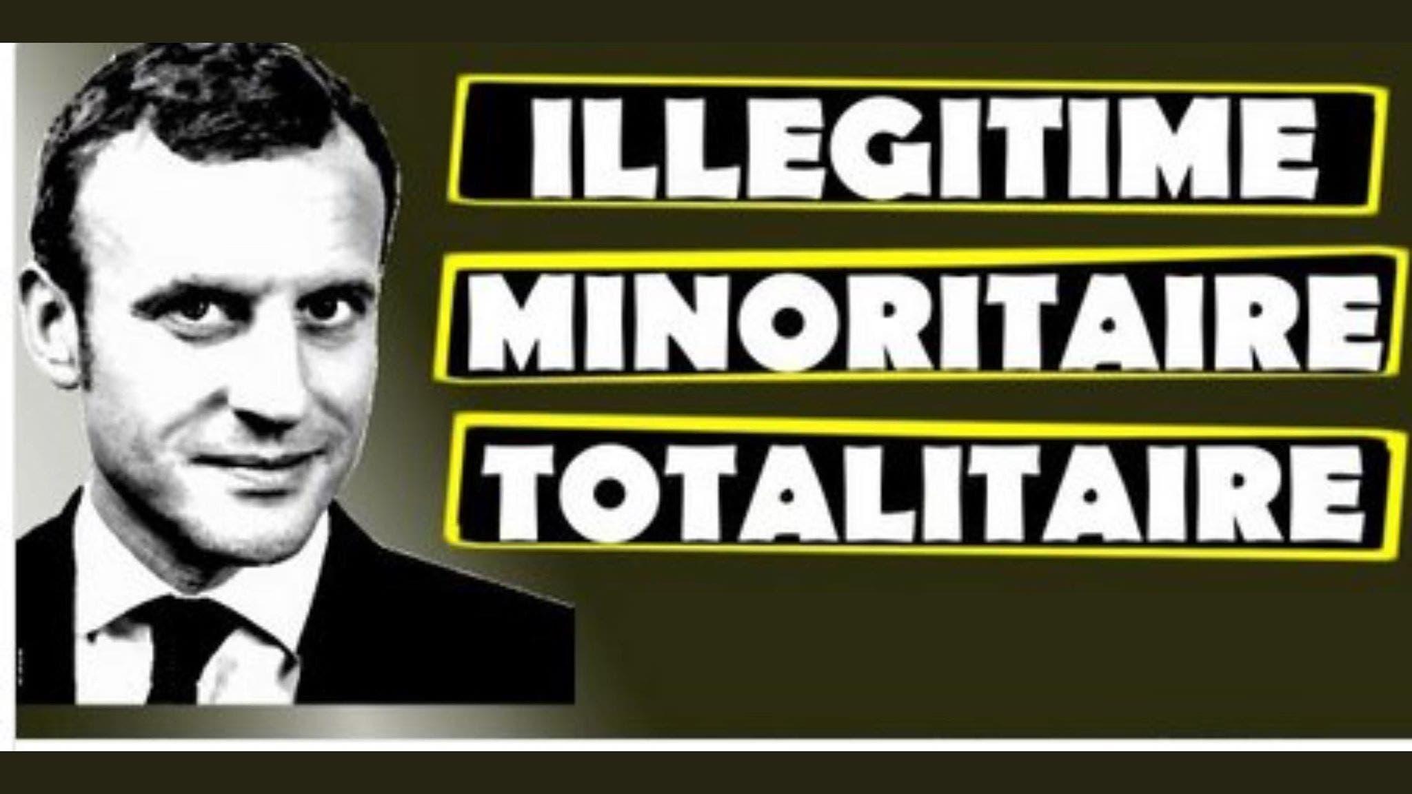 minoritaire illégale