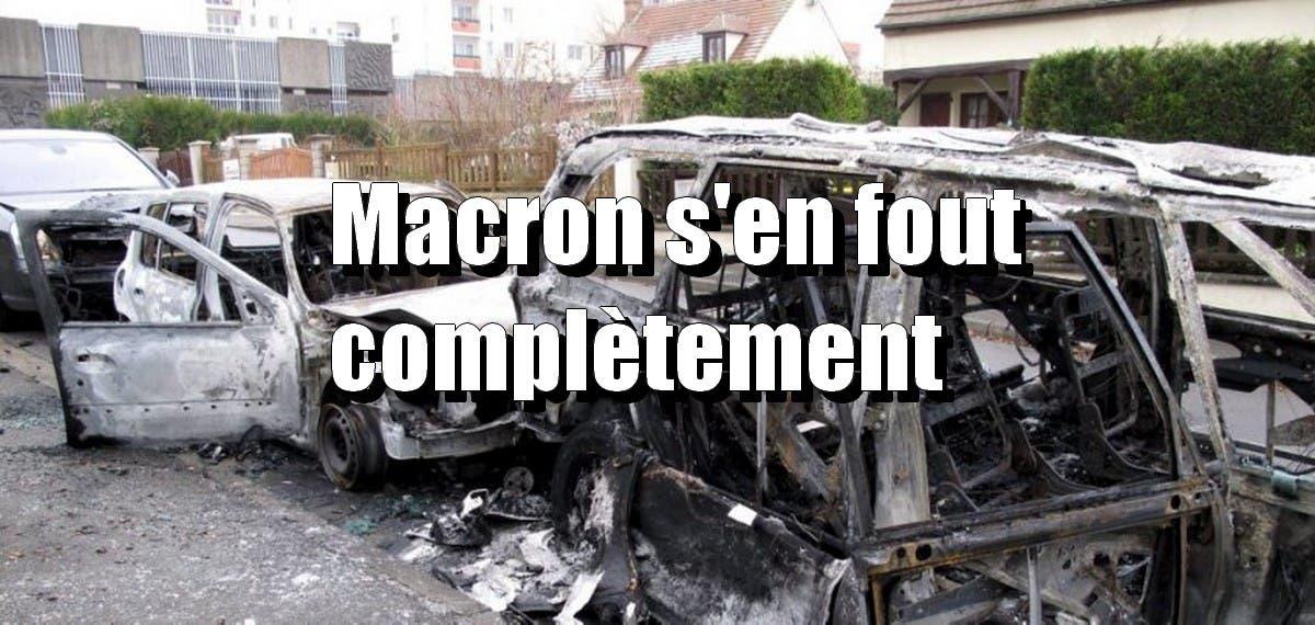 voitures brûlées1