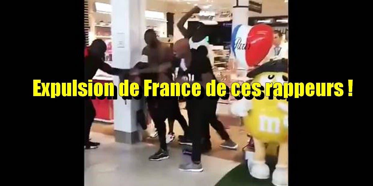 expulsion de France
