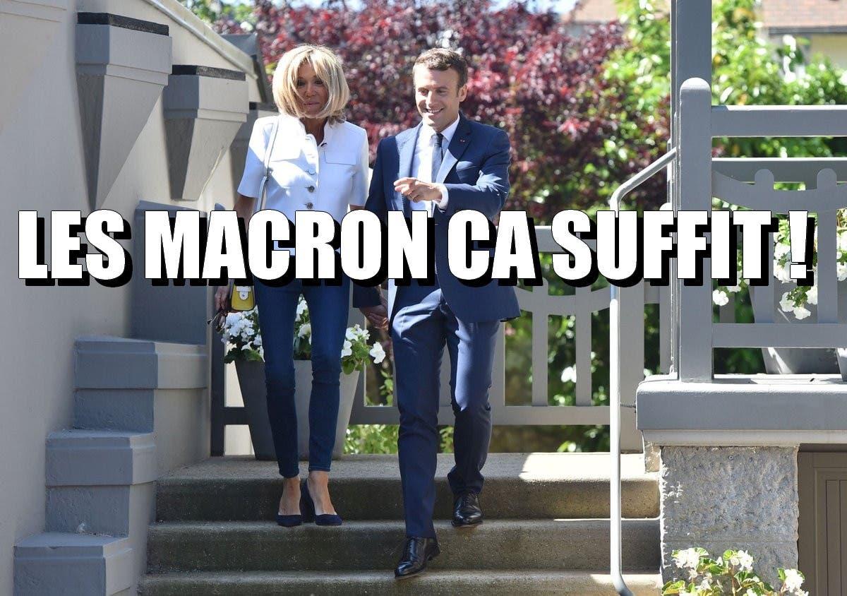 les macron1