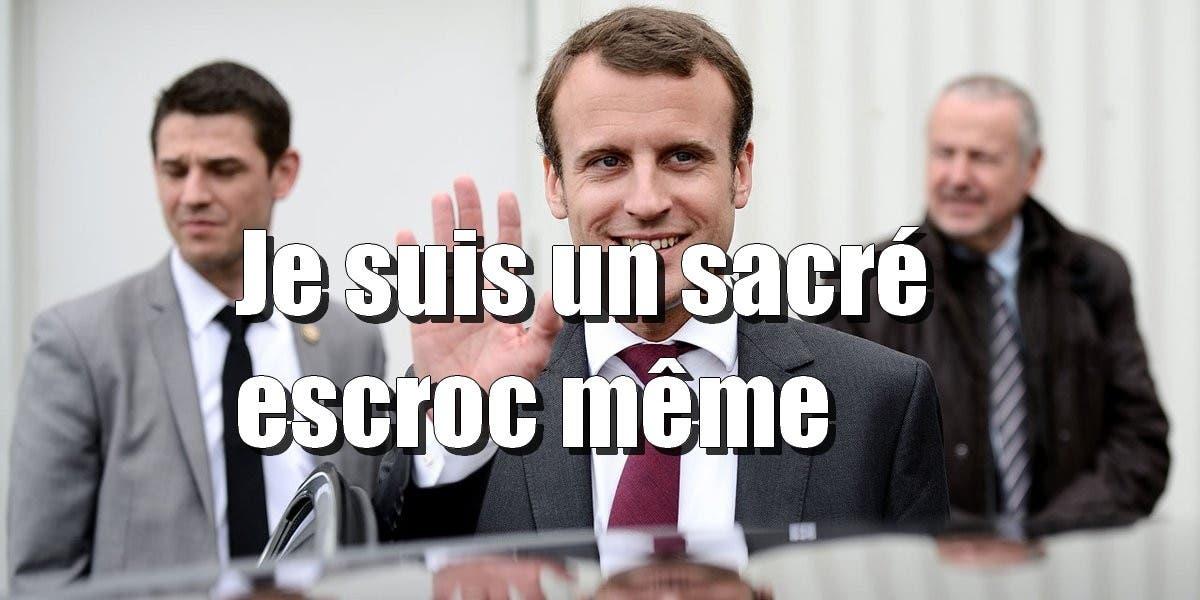macron-escroc