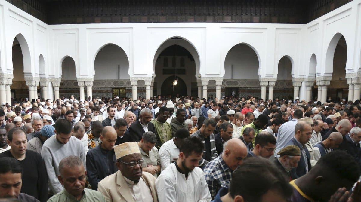 Halal mosquée
