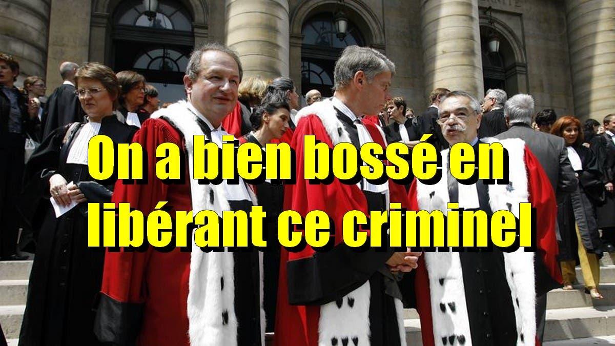 MANIFESTATION AU PALAIS DE JUSTICE