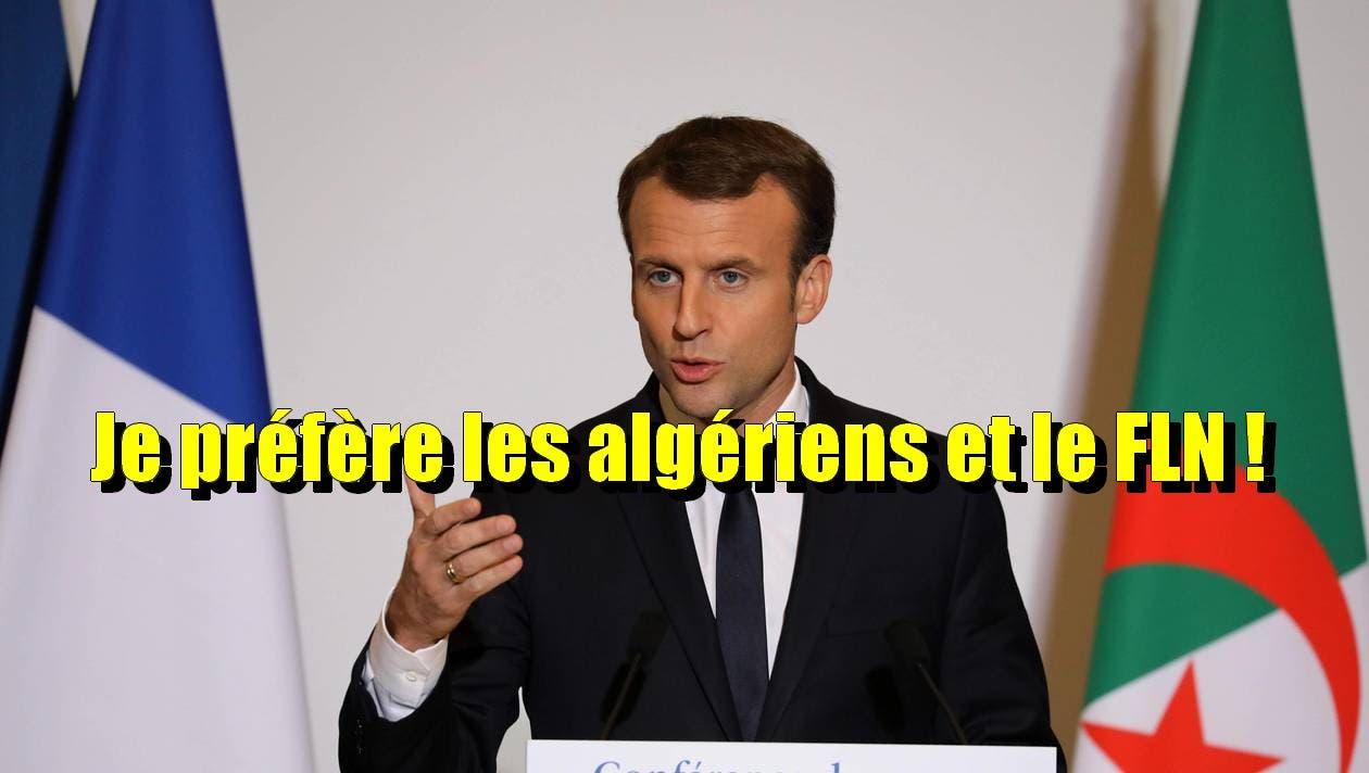 ALGERIA-FRANCE-MACRON-VISIT