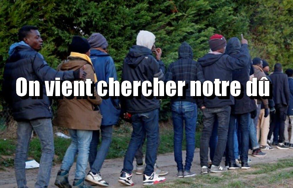 migrants dû