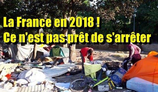 Tuberculose, gale, teigne etc. reviennent en France du fait des migrants. Que fait Macron pour stopper ça ?