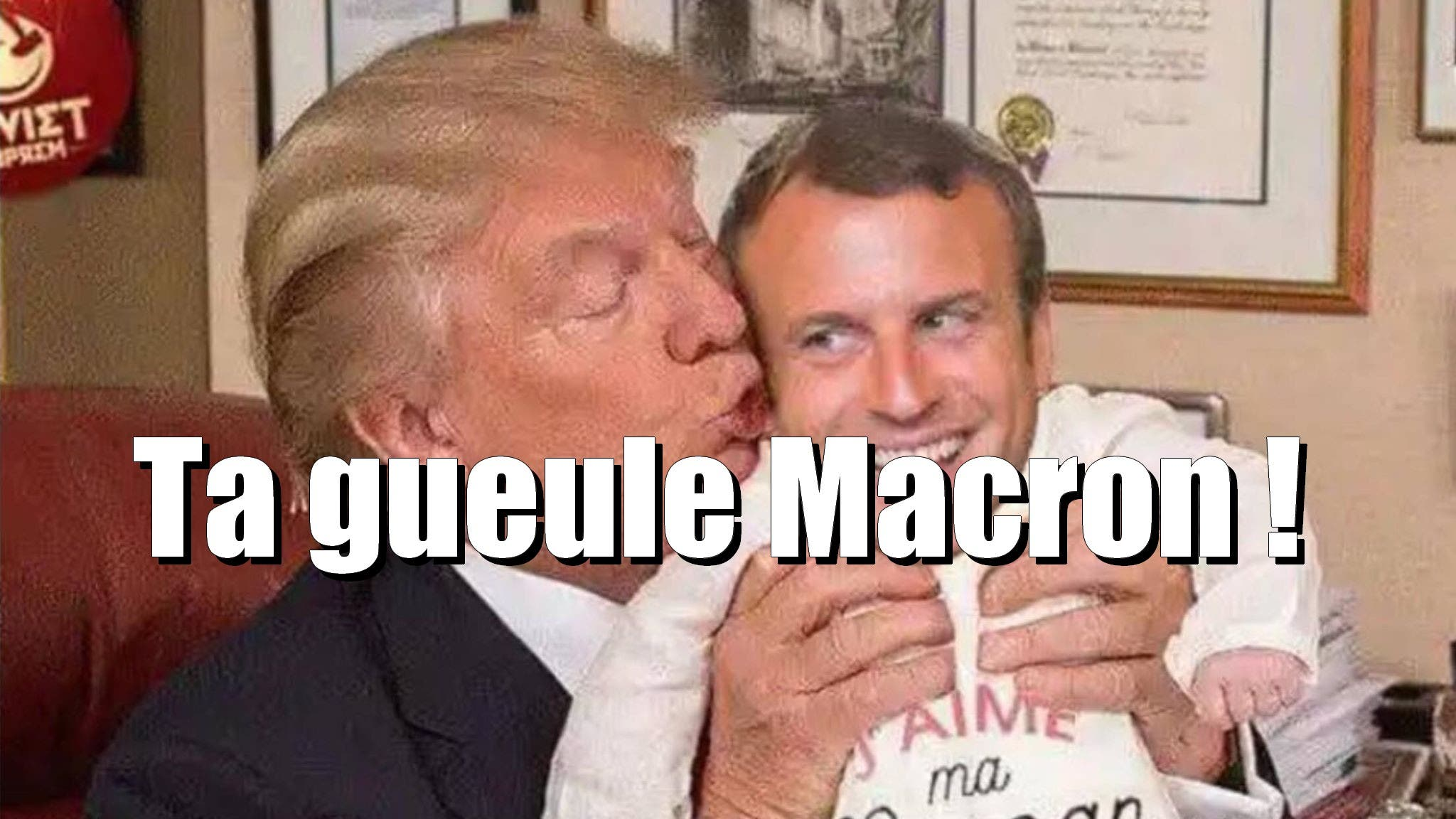 trump macron1