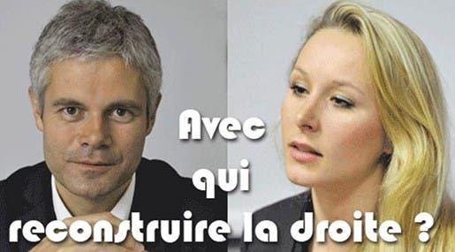 Marion Maréchal et Laurent Wauquiez ne doivent-ils pas se rapprocher pour vaincre Macron ?