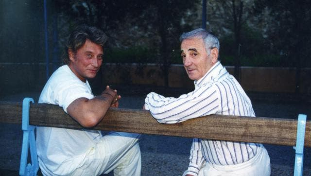johnny aznavour