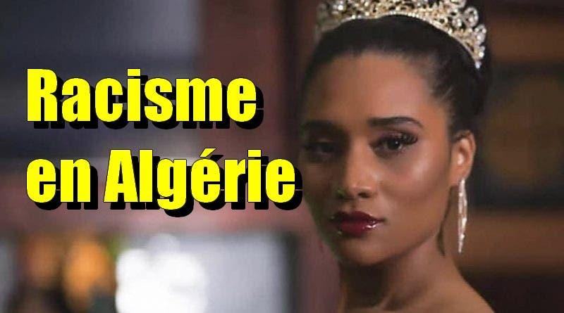 algérie racisme