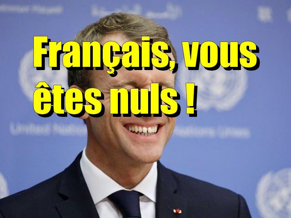 français nuls