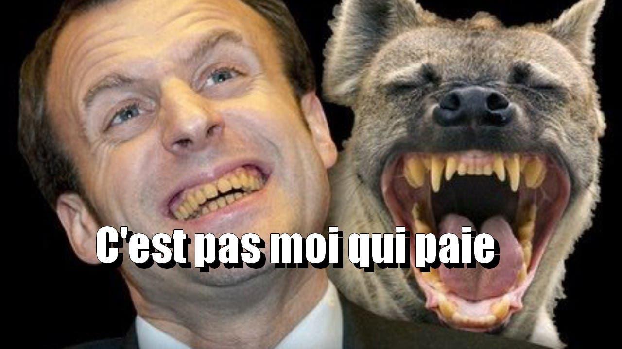 Macron débloque 200 millions d'€ pour l'éducation au Sénégal, et 100 millions pour la Tunisie. Combien la France ?
