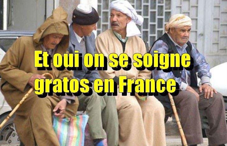 retraité en algérie