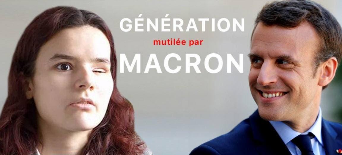 génération mutilé