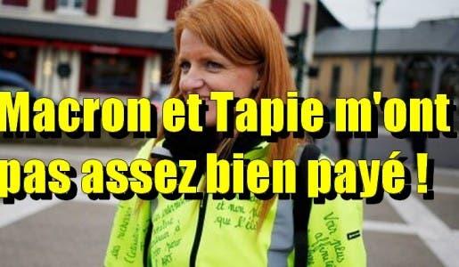 Ingrid Levavasseur qui a trahi les gilets jaunes renonce à être tête de liste aux européennes !