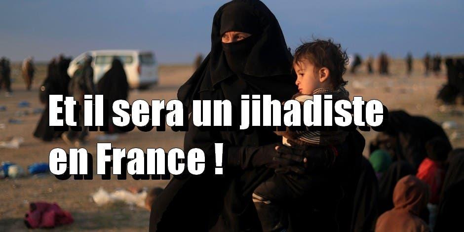 jihadiste en France