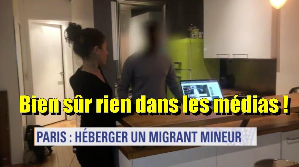 migrant mineur