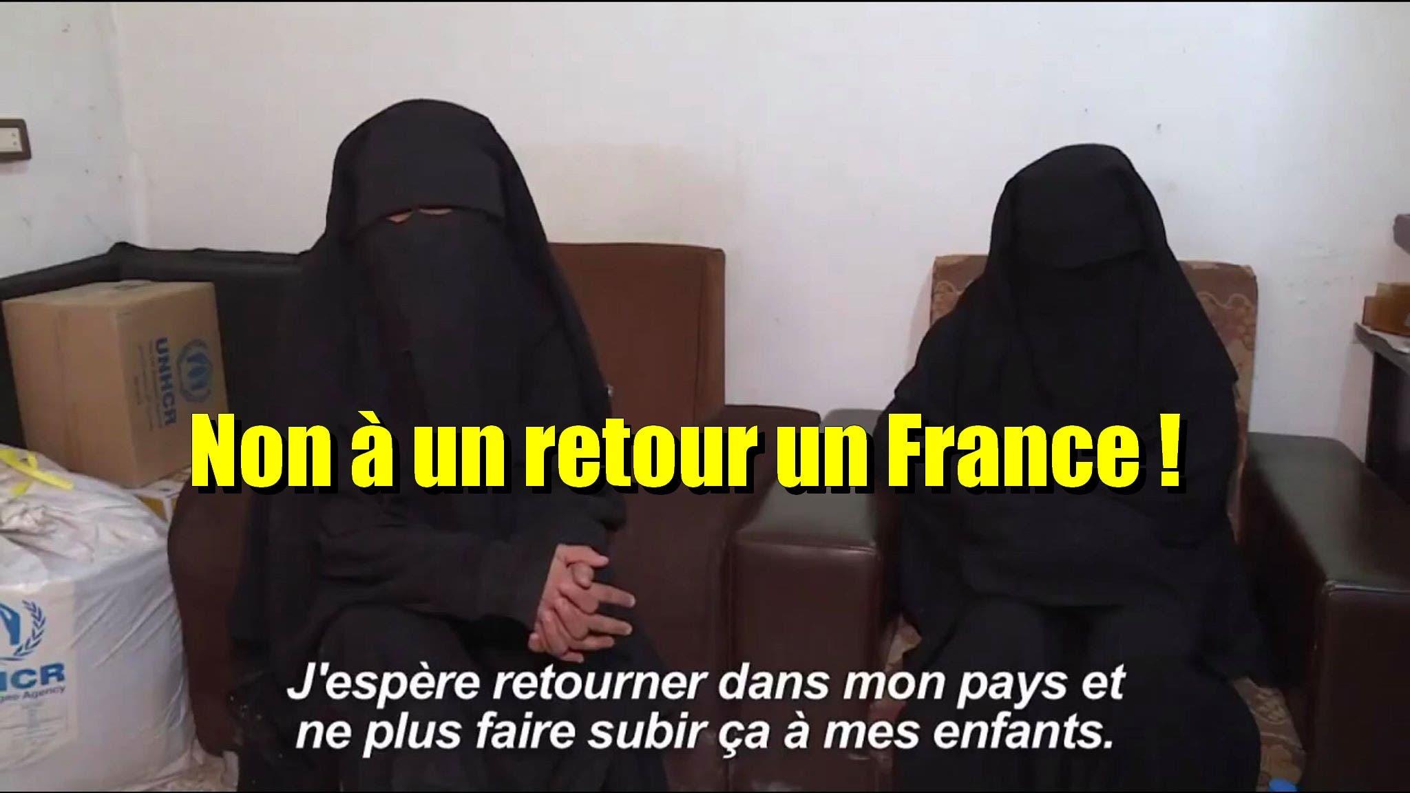 non femme djihadiste