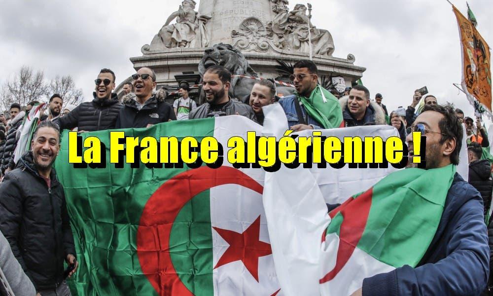 algériens de france
