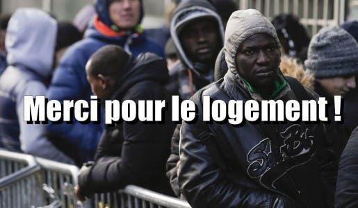 Une circulaire de Macron dit : « Le relogement des réfugiés reste une priorité gouvernementale pour 2019 »