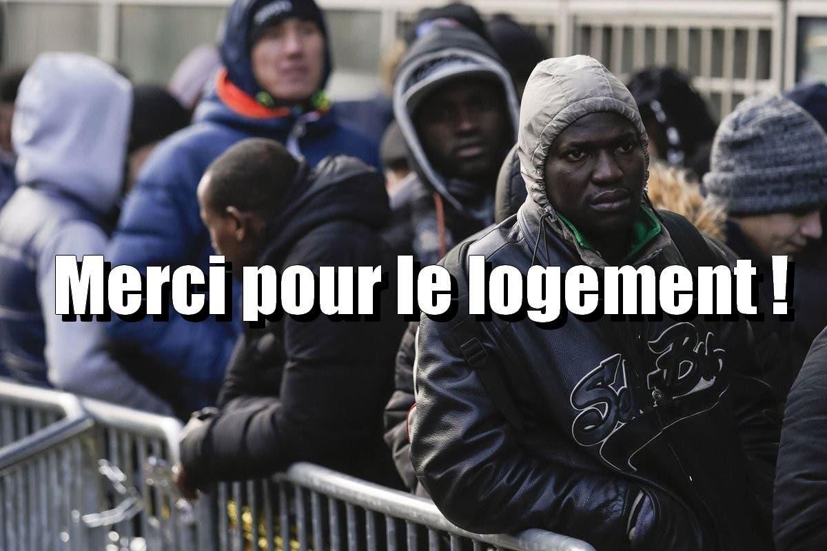 logement migrants