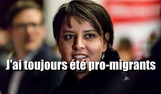 L'ex-ministre Najat Vallaud-Belkhacem écrit une chanson « Lampedusa pour un visa » en soutien aux migrants !