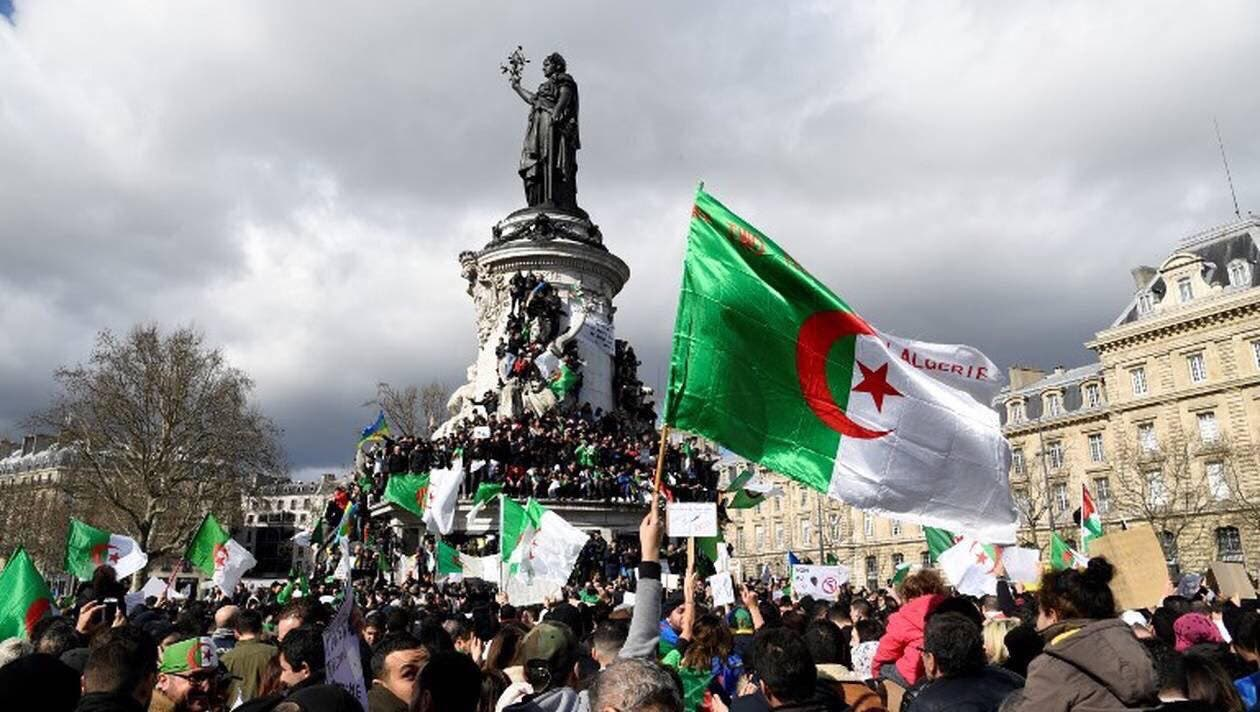 république algérie