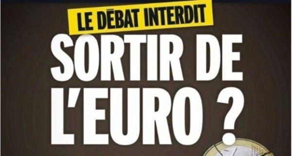 sortir de l'euro2