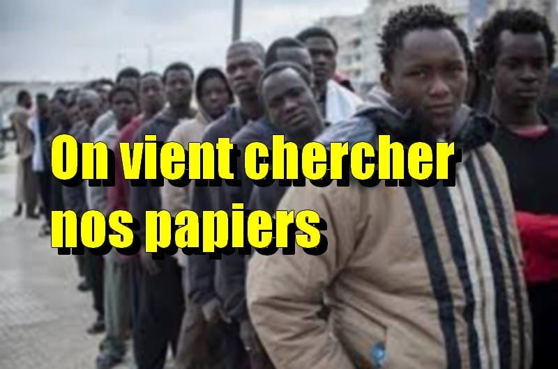 guinéens condamnés