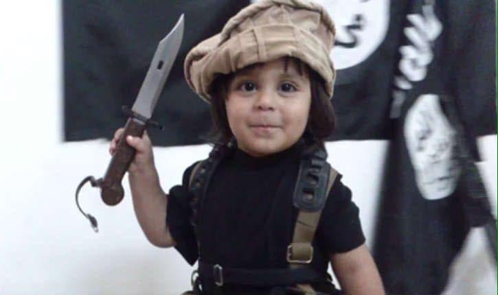 enfants djihadistes
