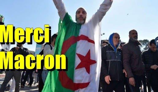 Macron offre gratuitement 5000 kits de dépistage au coronavirus à l'Algérie