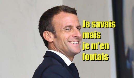 Coronavirus : Macron alerté par l'ambassadeur de France en Chine… depuis décembre !